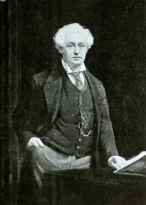 Thomas Pickering Pick - Portrait c. 1898