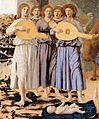 Piero della Francesca - Nativity (detail) - WGA17621.jpg