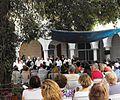 PikiWiki Israel 19996 Abu-Gosh vocal music Festival.jpg