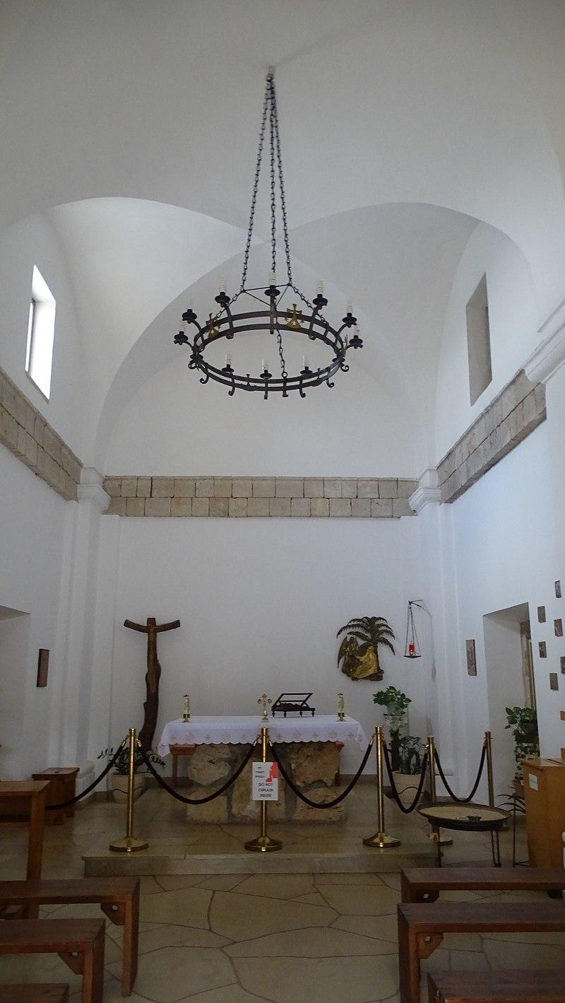 מנזר כרמליתי בפסגת המוחרקה