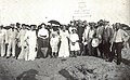 PikiWiki Israel 69580 laying foundation stone allenby street.jpg