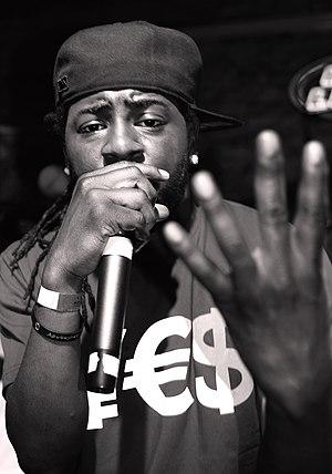 Pill (rapper) - Pill at SXSW in 2010