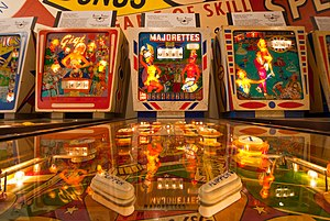 Retro Report - Image: Pinball 3web