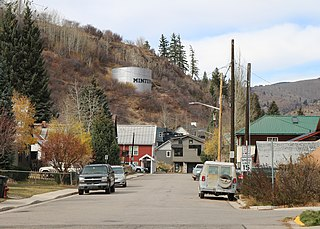 Minturn, Colorado Home rule municipality in Colorado, United States