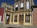 Pinilla de Toro two storied house at Plaza Unión a.jpg