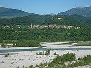 Pinzano panorama