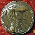 Pisanello, medaglia di don inigo d'avalos, gran ciambellano, recto.JPG