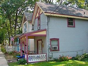 Pitman Grove - Houses in Pitman Grove