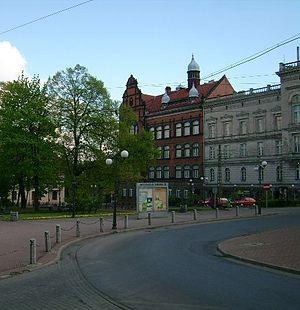 Mysłowice - Freedom Square