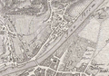 Plan der kk Privinzial-Hauptstadt Innsbruck (Karte - St.Nikolaus).png