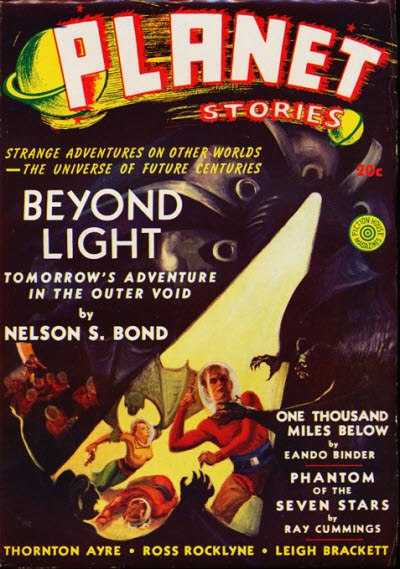 Planet stories 1940win