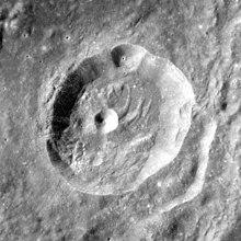 普兰特陨石坑