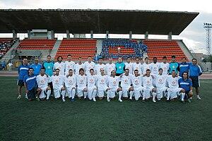 Plantilla CD San Fernando de Henares 08-09