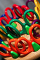 Plastic craft scissors on 17 March 2010.jpg