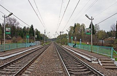 How to get to 221км. with public transit - About the place
