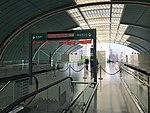Platform of Longyang Road Station (Shanghai Maglev) 2.jpg