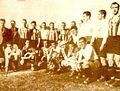 Players of Galatasaray and Güneş, 5 June 1938.jpg