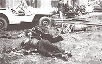 200px Plaza Mayo bombardeo 1955