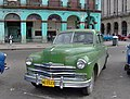Plymouth voiture Cuba 2002 private Havana.jpg