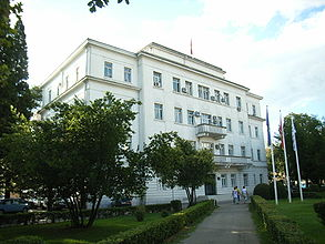 Podgorica City hall.JPG