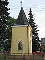 Podlaskie - Brańsk - Brańsk - Bielska, Boćkowska - Kapliczka 20110903 02.JPG