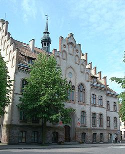 Poland Pisz - Town Hall.jpg