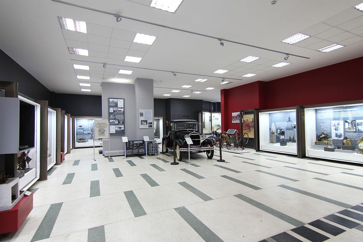 National Polytechnical Museum Wikipedia
