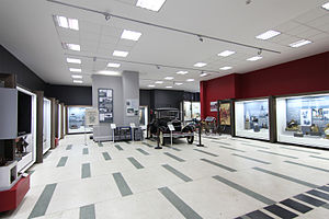 National Polytechnical Museum - Interior of the museum