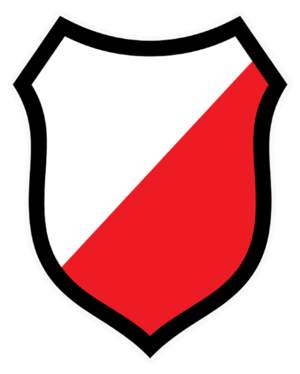 Polonia Warsaw - Polonia Warsaw crest used after reforming in 2013 until the 2015 season