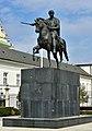 Pomnik Księcia Józefa Poniatowskiego w Warszawie 2019.jpg