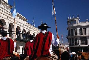 Poncho - Poncho of Argentina