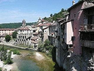 Pont-en-Royans Commune in Auvergne-Rhône-Alpes, France