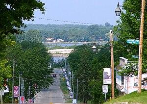 Tay, Ontario - Image: Port Mc Nicoll ON
