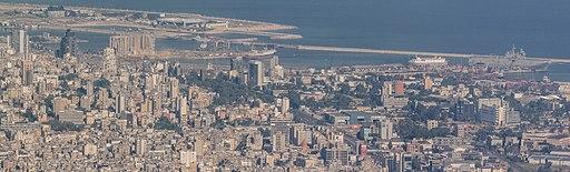 Port of Beirut 15-8-2020