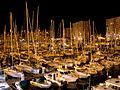 Port plaisance boulogne nuit.jpg
