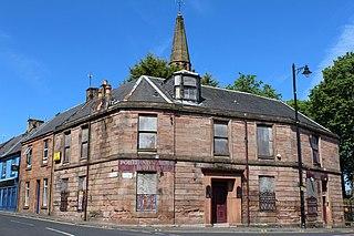 Galston, East Ayrshire human settlement in United Kingdom