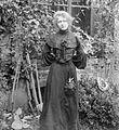 Portrait, woman, tool, lady, handbag Fortepan 2899.jpg