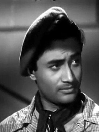 Dev Anand - Image: Portrait of Dev Anand 1951