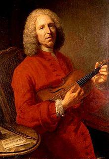 Lost operas by Jean-Philippe Rameau opera