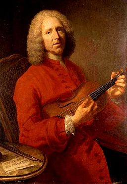 Portrait of Jean-Philippe Rameau - Joseph Aved