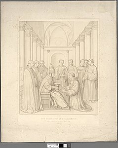 Portrait of The ordination of St. Laurence (4674505).jpg