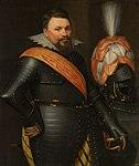 Portrait of an Officer by Jan van Ravesteyn and workshop Nationaal Militair Museum MH422.jpg