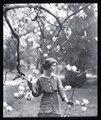 Portrait photograph of Edna St. Vincent Millay LOC agc.7a10216.tif