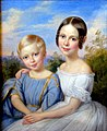 Portret Charlotty i Albrechta, dzieci Marianny Orańskiej.jpg