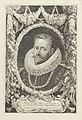 Portret van aartshertog Albrecht van Oostenrijk Ferdinandus IIus et IIIus Imperatorum Domus Austriacae (serietitel), RP-P-1918-1738.jpg