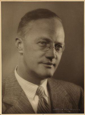 Sigurd Hoel - Sigurd Hoel in 1950