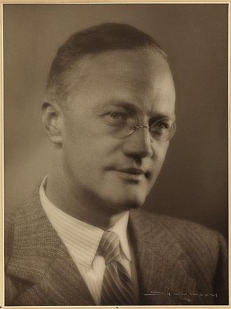 1960 in Norway - Sigurd Hoel in 1950