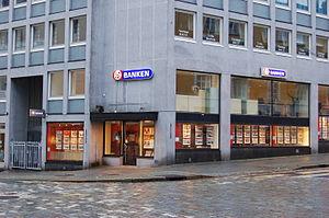 Postbanken - Image: Postbanken Bergen Sentrum