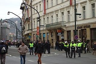 Crime in the Czech Republic