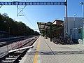 Praha-Klánovice, provizorní nástupiště (02).jpg